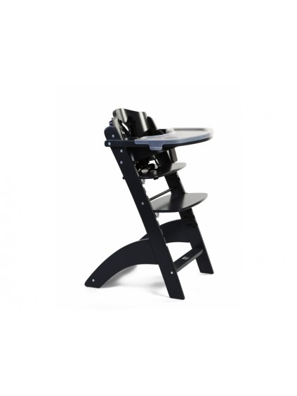 Rastúca stolička Childhome Lambda 3 Black 6