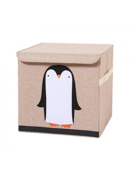 Box na hračky Pinguin