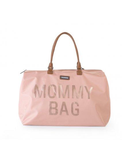 Childhome prebaľovacia taška Mommy bag pink 1