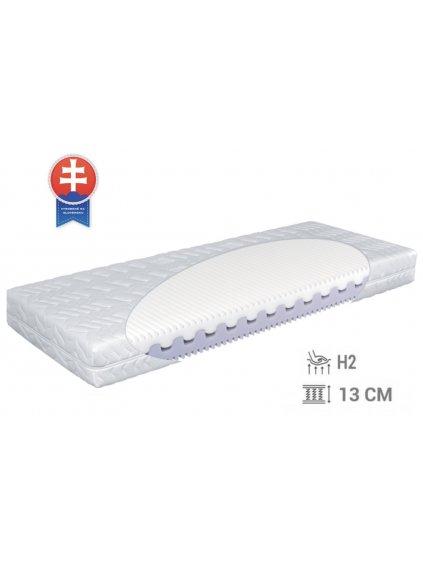 Kokosovo pohánkový matrac 120x60x10 01