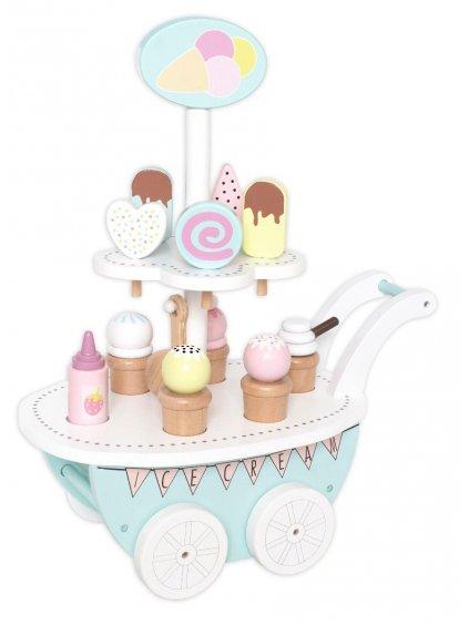 Zmrzlinový vozik Hello