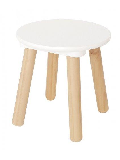 Detská stolička Nature z dreva