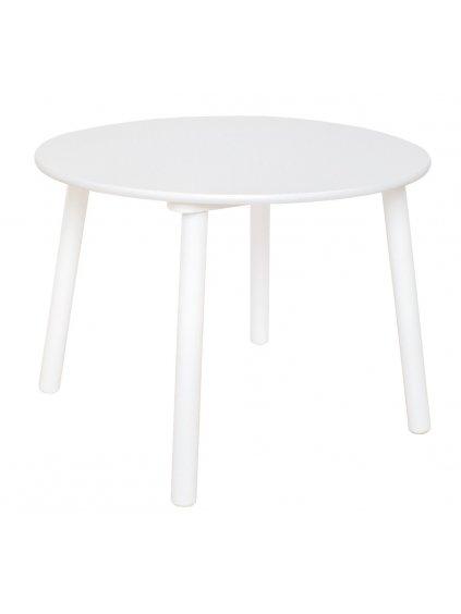 Detský stôl okrúhly