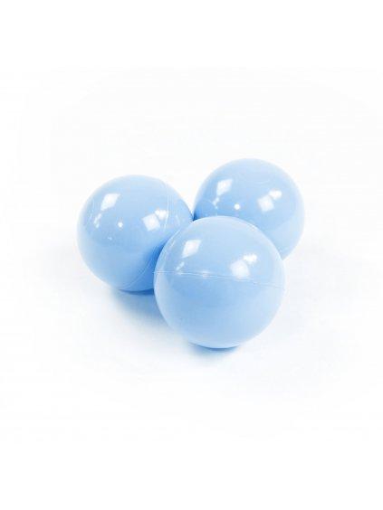 Detské loptičky baby blue 50ks