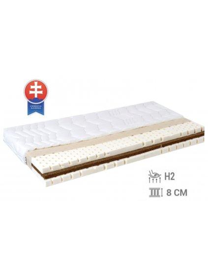 Detský latexový matrac Bambino Comfort rôzne rozmery 06
