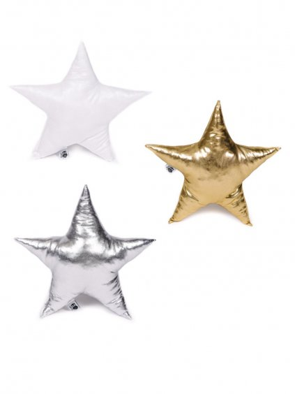 Vankús hviezdička Glamour - viac farieb