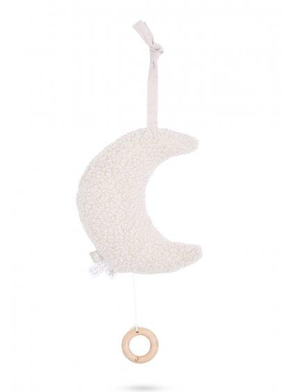 Závesný Mesiačik s hudbou Jolle Moon nugát1