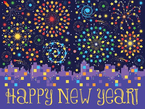 Vše nejlepší do nového roku