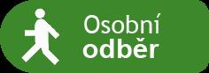 Osobní převzetí Česká Třebová