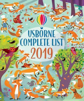 Katalog Usborne 2019