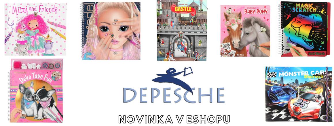 Novinka v eshopu - Depesche