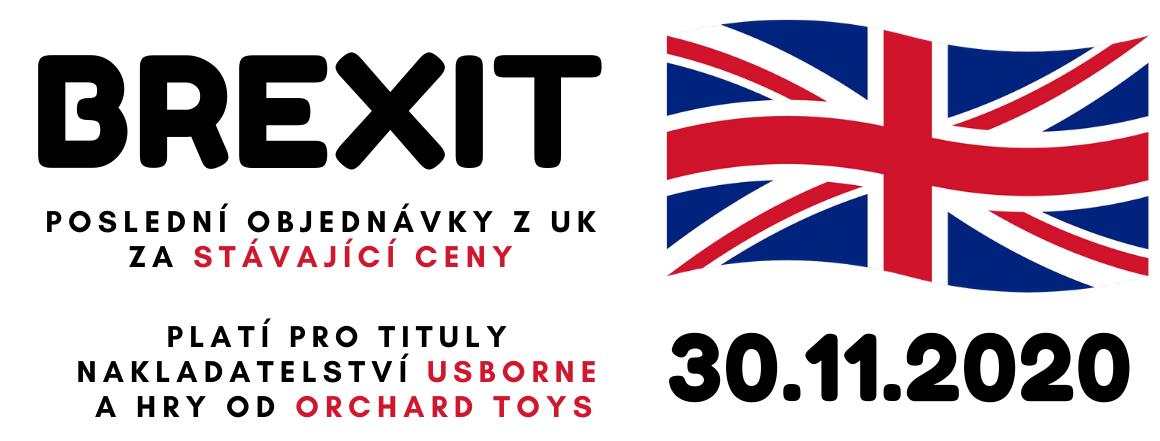 Brexit - poslední objednávky z UK