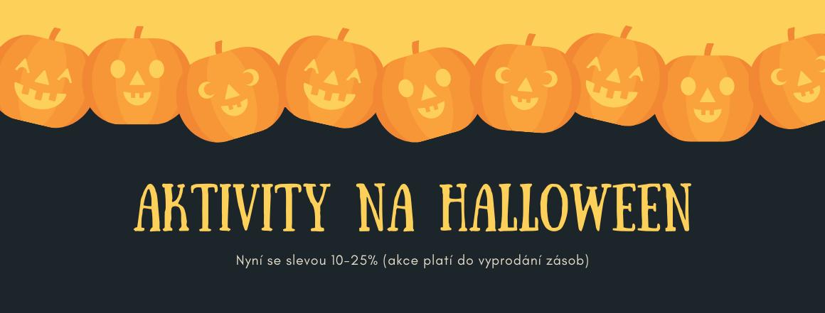 Halloween se blíží