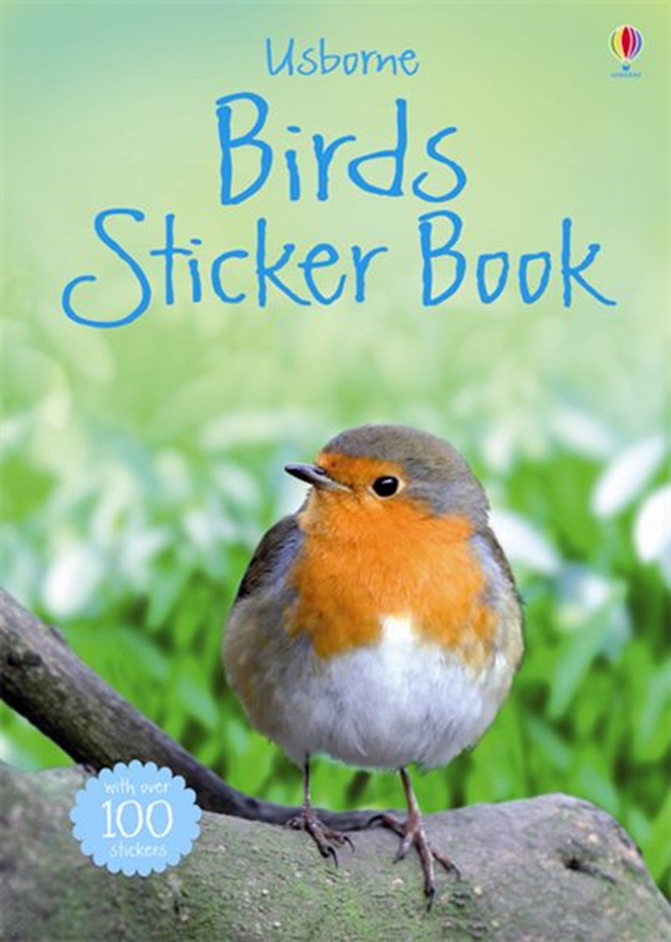 Animals & Nature Sticker Books