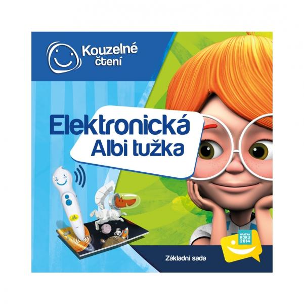 Electronic Albi pens (Elektronické Albi tužky)