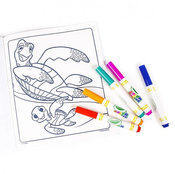 Color Wonder (kouzelné kreslení - Crayola)