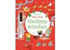 Christmas & winter Wipe-clean Activities (vánoční & zimní mazatelné sešity)