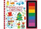 Christmas & winter Magic painting Books & Fingerprint Activities (vánoční & zimní Magické omalovánky & Aktivity s otiskováním prstů)