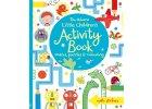 Little Children's Activity Books (Knihy s aktivitami pro mladší děti)
