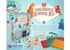 Handmade activities - sewing & knitting (Ruční práce - šití, vyšívání, pletení)