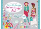 Fashion Sticker & Activity Books