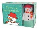 That´s Not My... (Hmatové knihy k Vánocům)