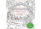 Christmas & winter Colouring Books (vánoční & zimní omalovánky)