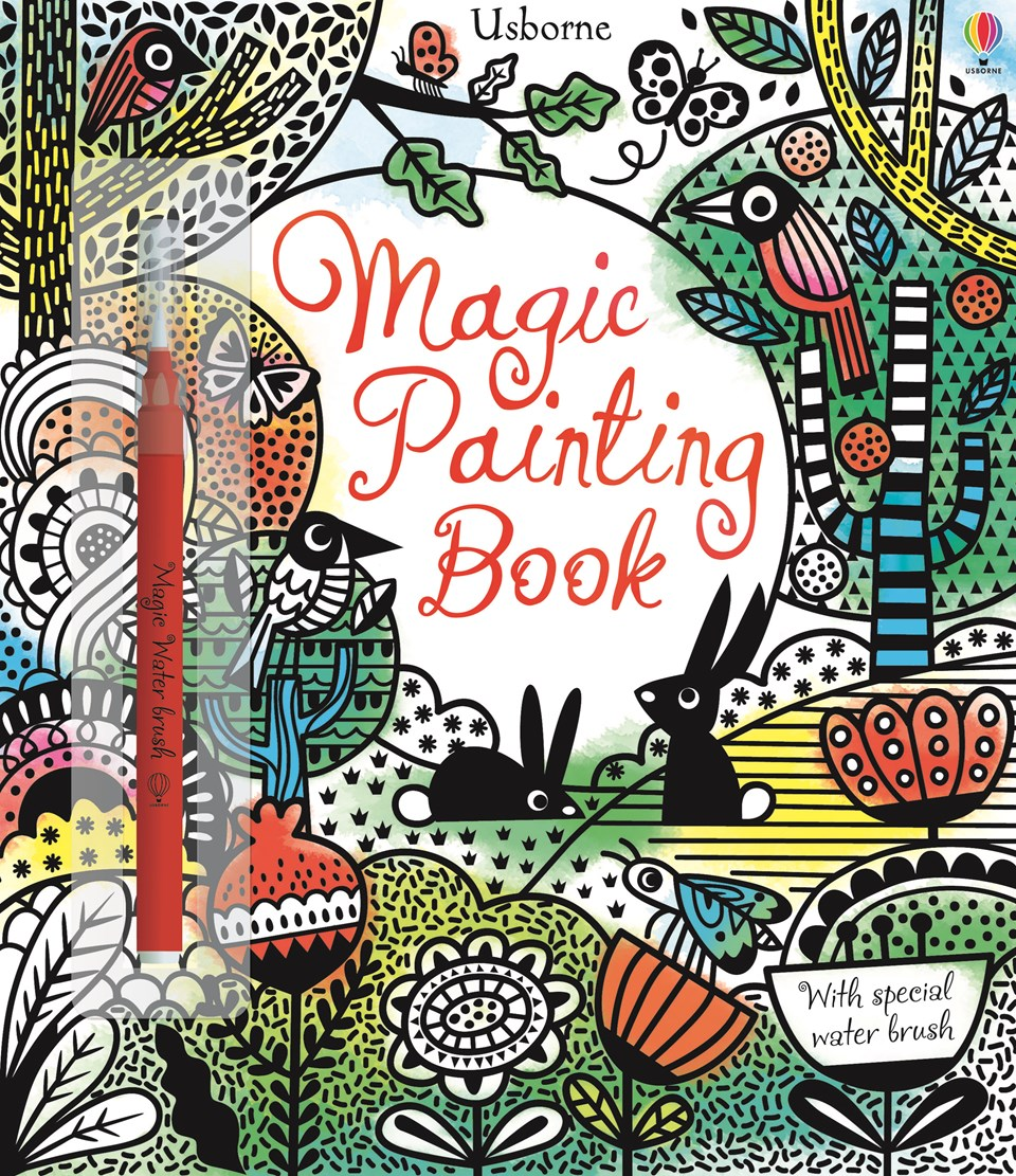 Magic Painting Book - kopie