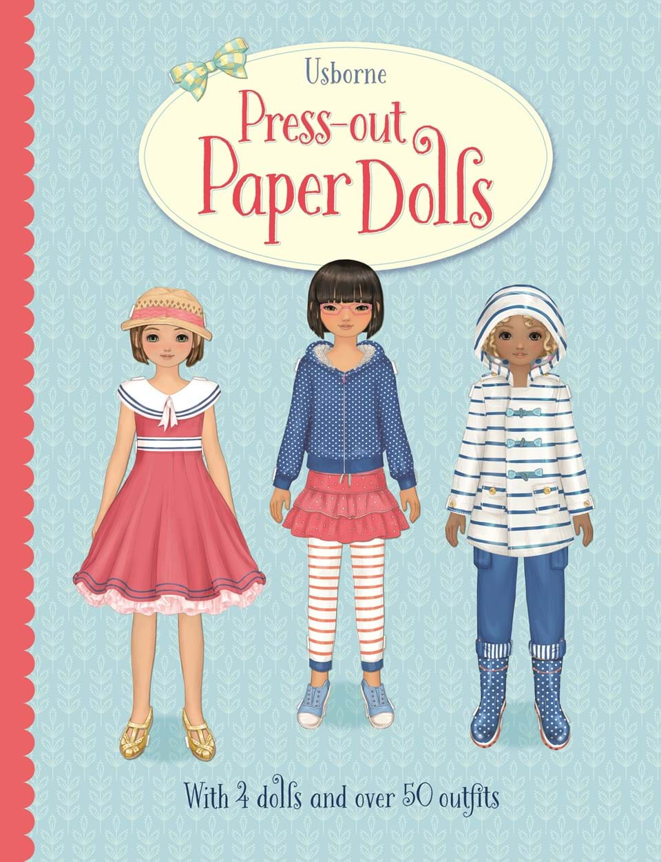 Press-out Paper Dolls 1