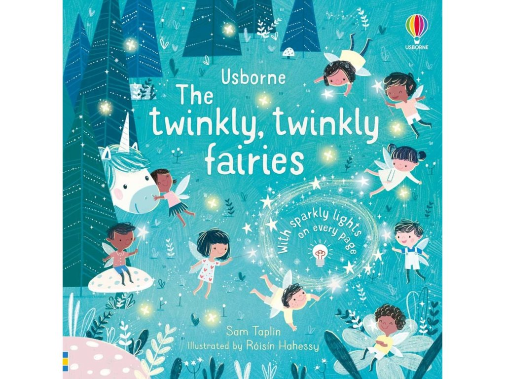 The Twinkly Twinkly Fairies