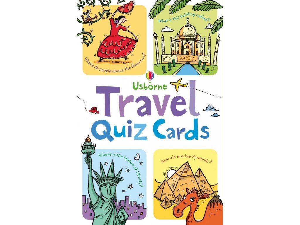 Travel Quiz Cards 1