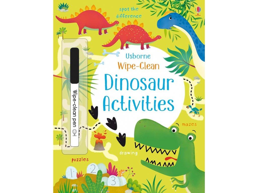 Wipe clean Dinosaur Activities 1