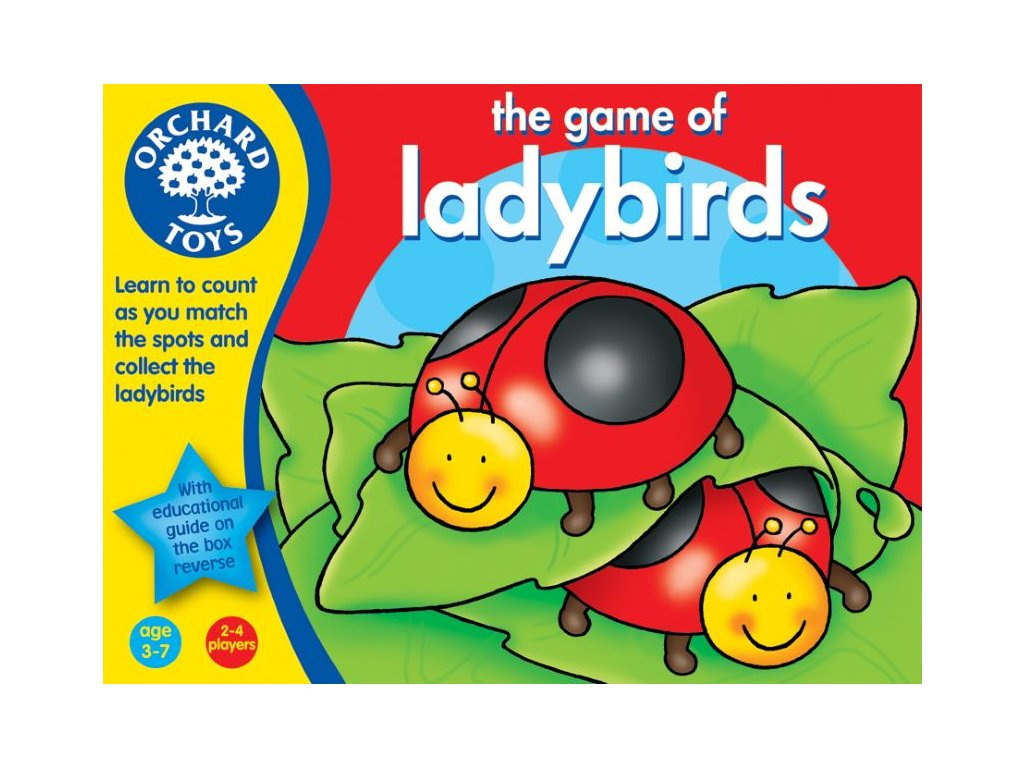 The Game of Ladybirds 1