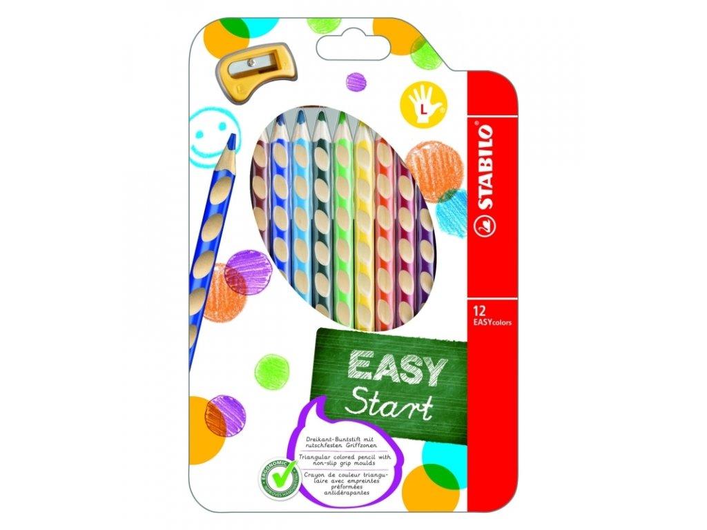 Stabilo Easy Colors 12 barev L 2