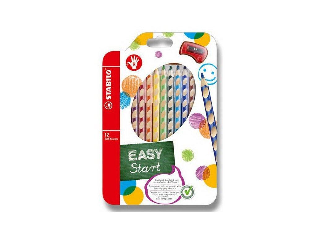 Stabilo Easy Colors 12 barev R 2