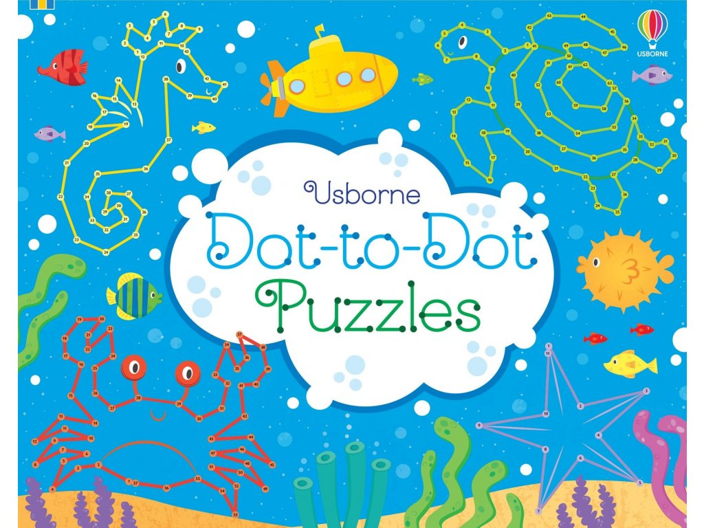 Dot to Dot Puzzles 1