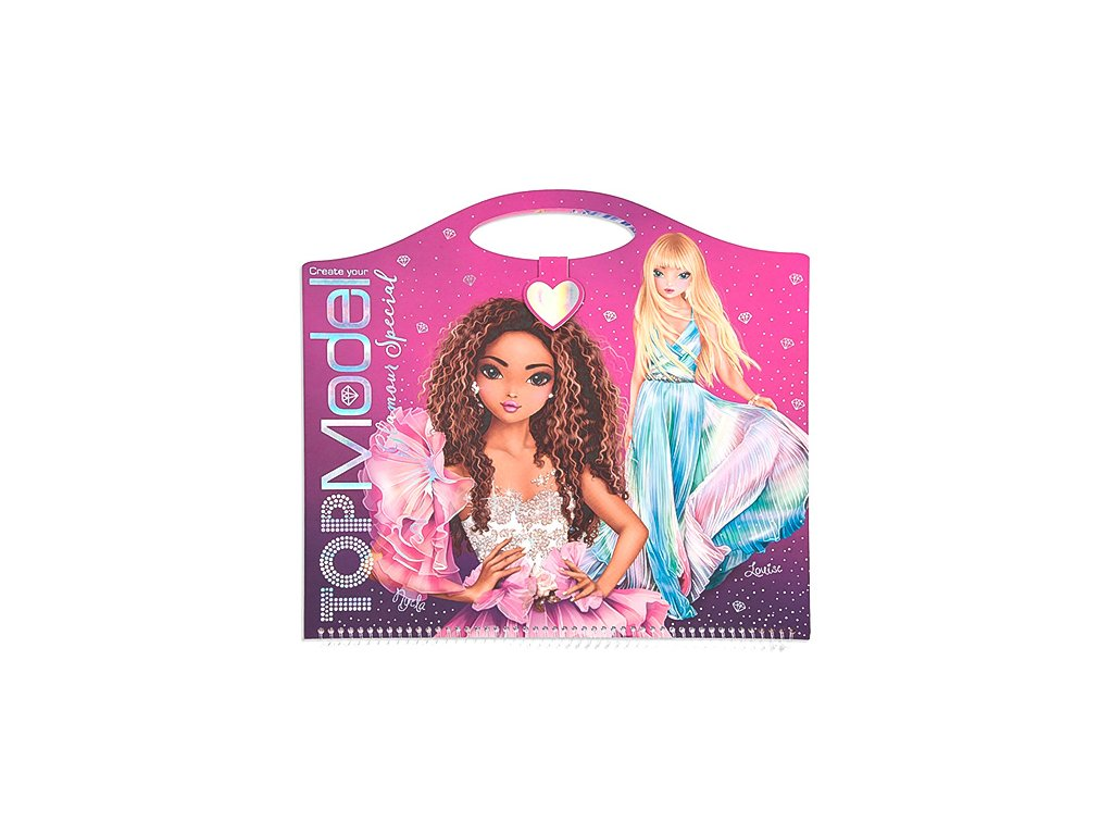 TOPModel Create Your Glamour Special (Nyela & Louise) 1