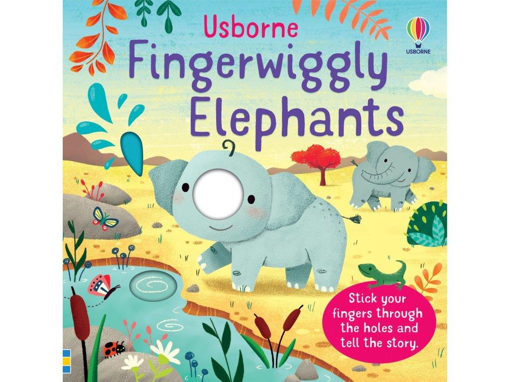 Fingerwiggly Elephants 1