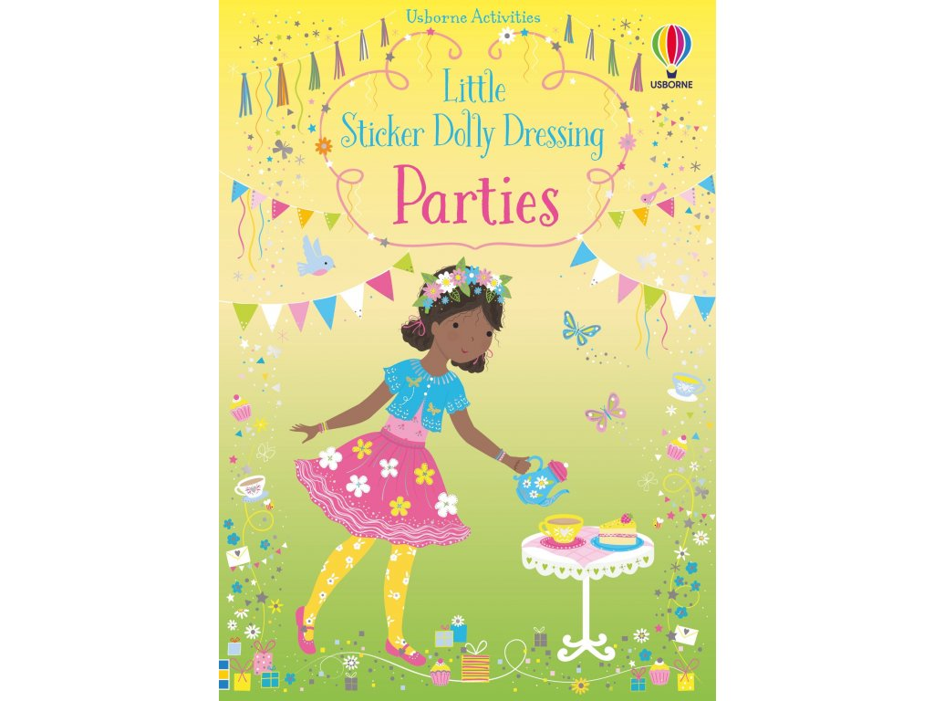 Little Sticker Dolly Dressing Parties 1