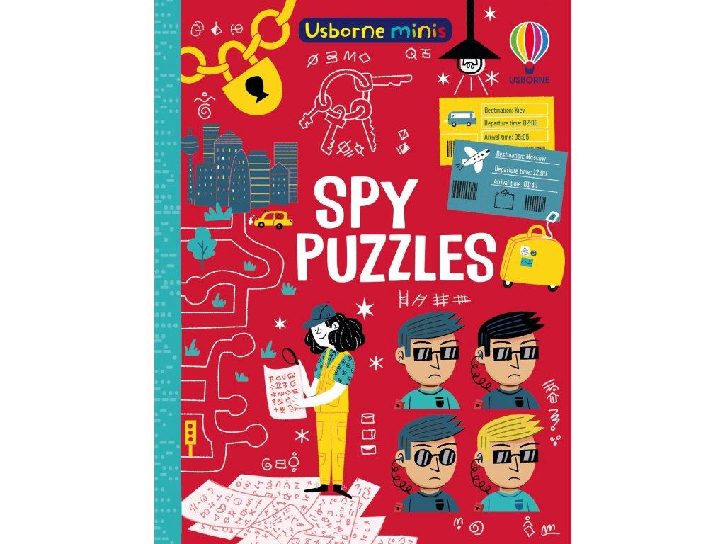 Spy Puzzles 1