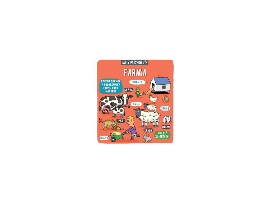 Malý průzkumník – Farma 1