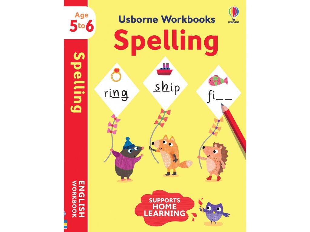 Usborne Workbooks Spelling 5 6 1