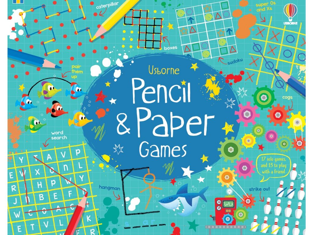 Pencil and Paper Games 1