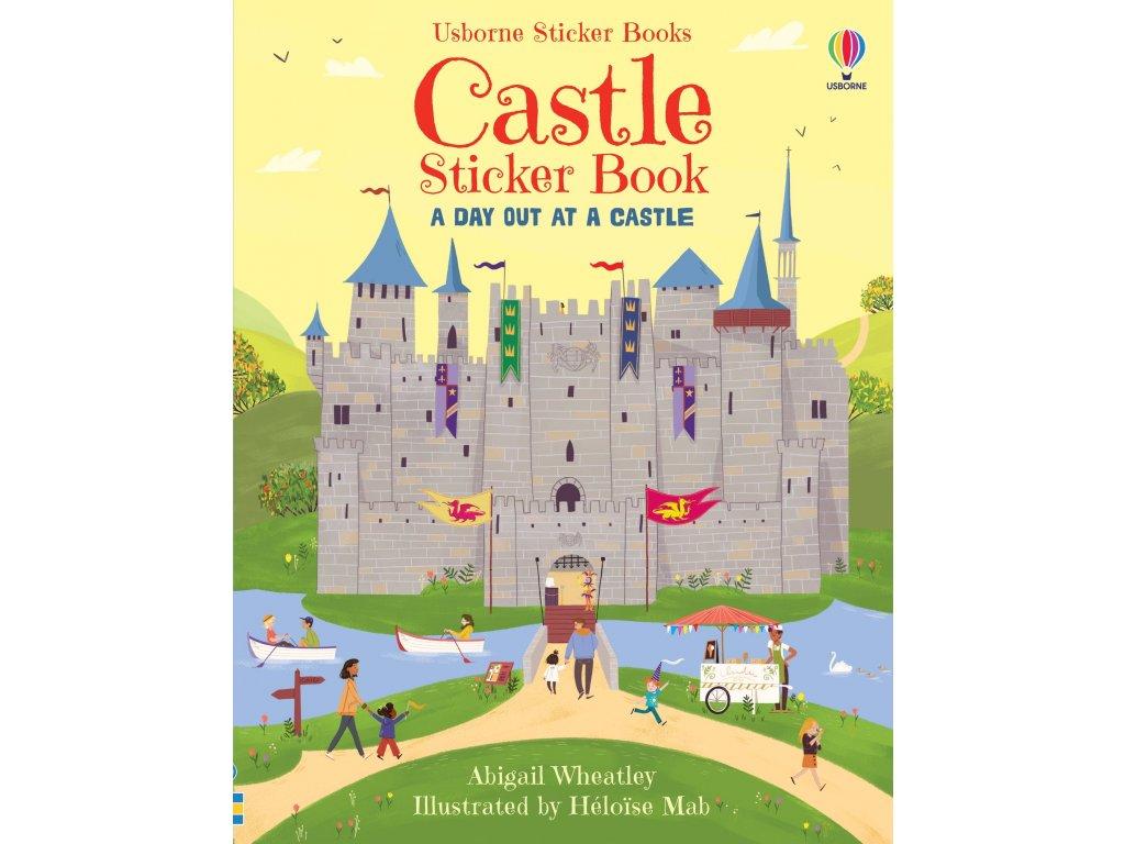 Castle Sticker Book 1
