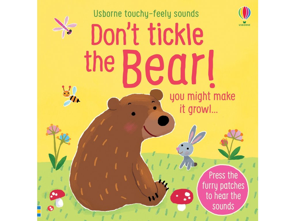 Don't tickle the Bear 1