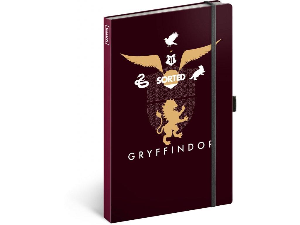 Notes Harry Potter (Gryffindor) 1