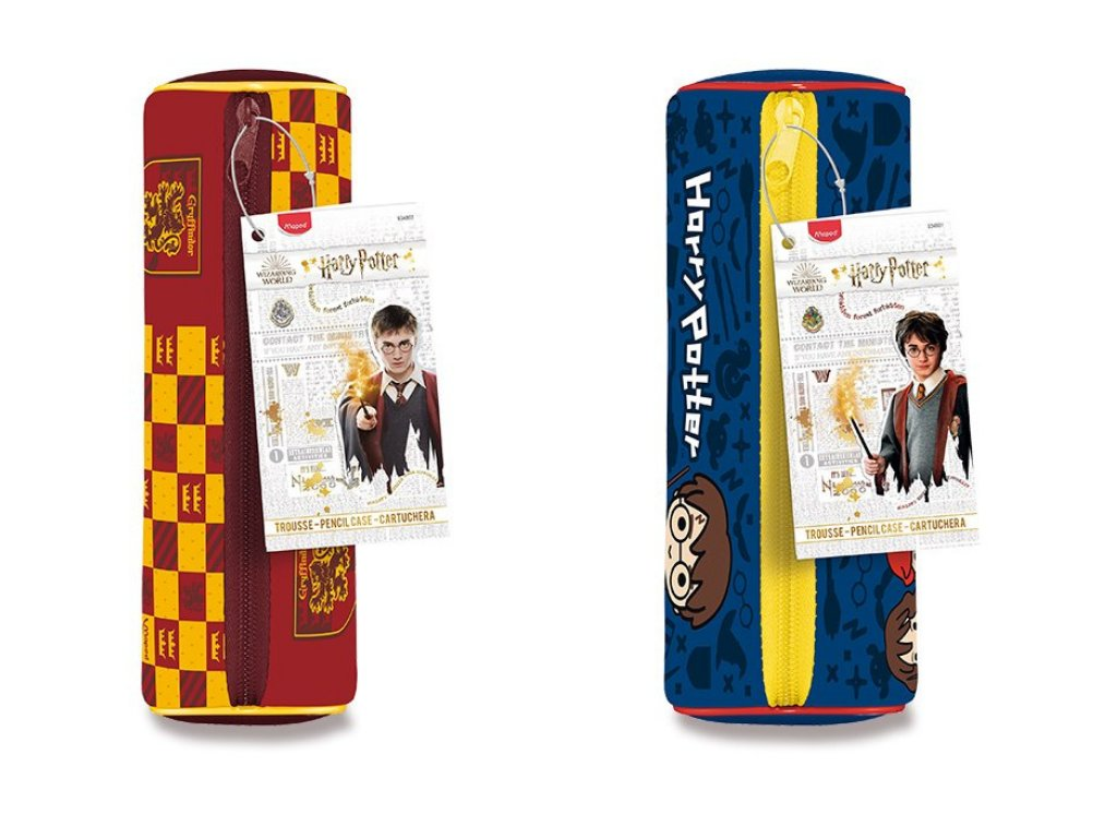 Pouzdro Maped Harry Potter 2 barvy