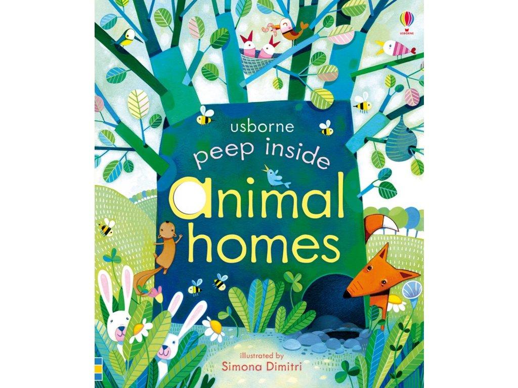 Peep inside animal homes 1