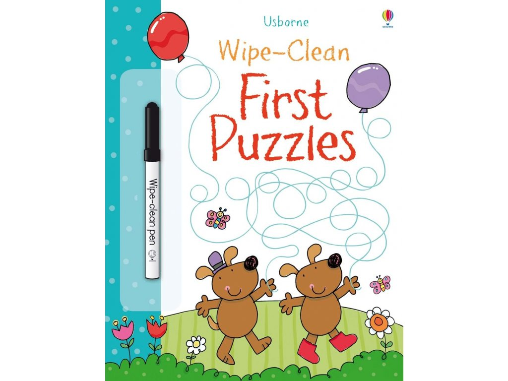 Wipe clean First Puzzles