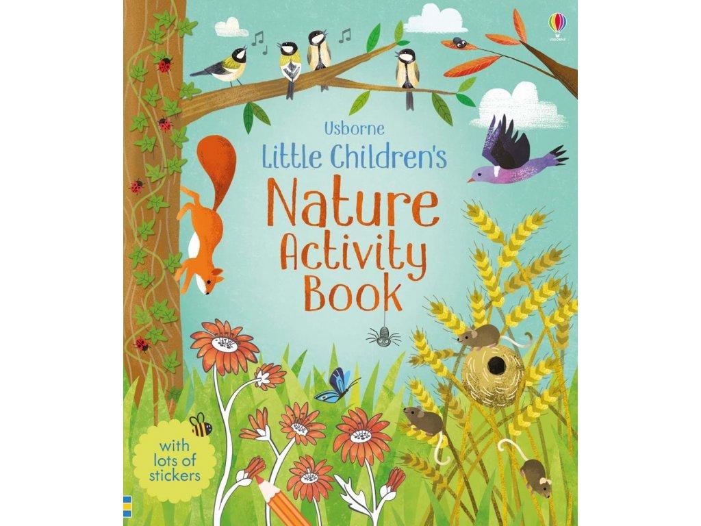 Little Children´s Nature Activity Book